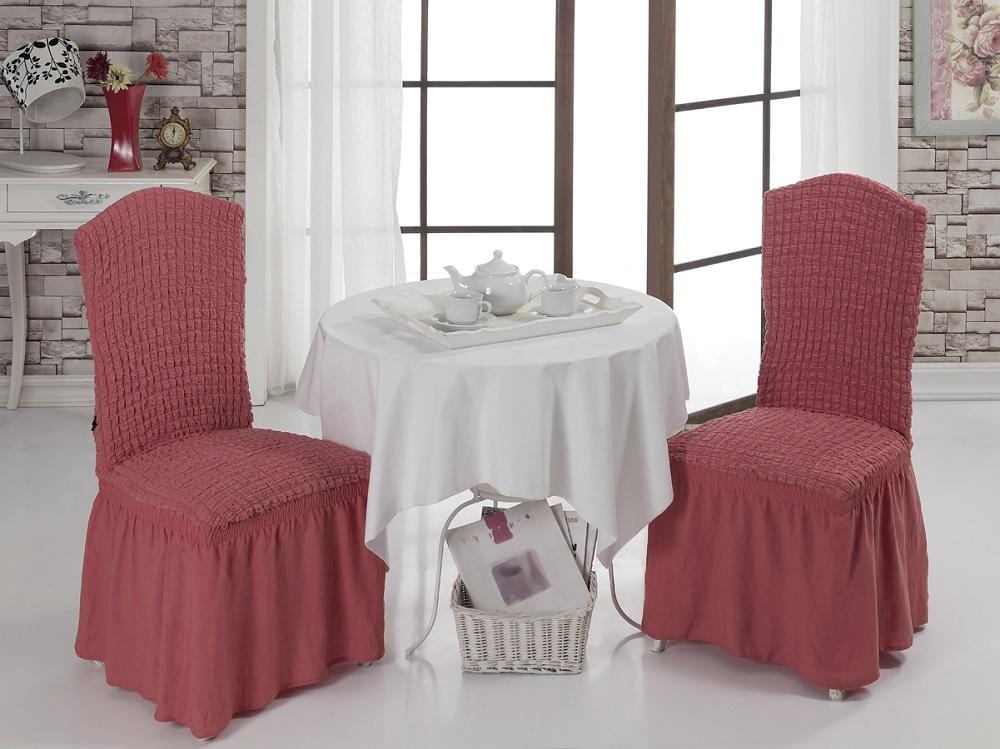 Набор чехлов для стульев Karna, 2 шт. 1906/CHAR0061906/CHAR006