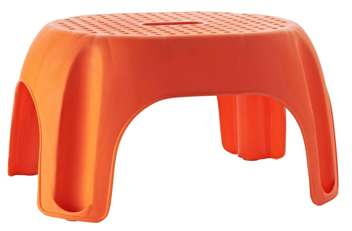 Табурет в ванную Ridder Promo, цвет: оранжевыйА1102614Высококачественный немецкий табурет из пластика для ванны разработан и запатентован компанией Ridder. Серия Assistent создана для комфорта и безопасности, в том числе пожилых людей и лиц с ограниченными возможностями. Не содержит токсичных веществ. Безопасность изделия соответствует стандартам LGA (Германия).