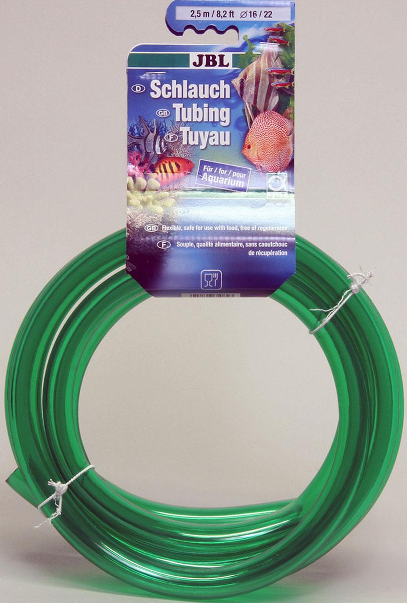 Шланг JBL Aquaschlauch GRUN, цвет: зеленый 16/22 мм, 2,5 мJBL6108400JBL Aquaschlauch GRUN 16/22 - Шланг зеленый 16/22 мм., 2,5 метра