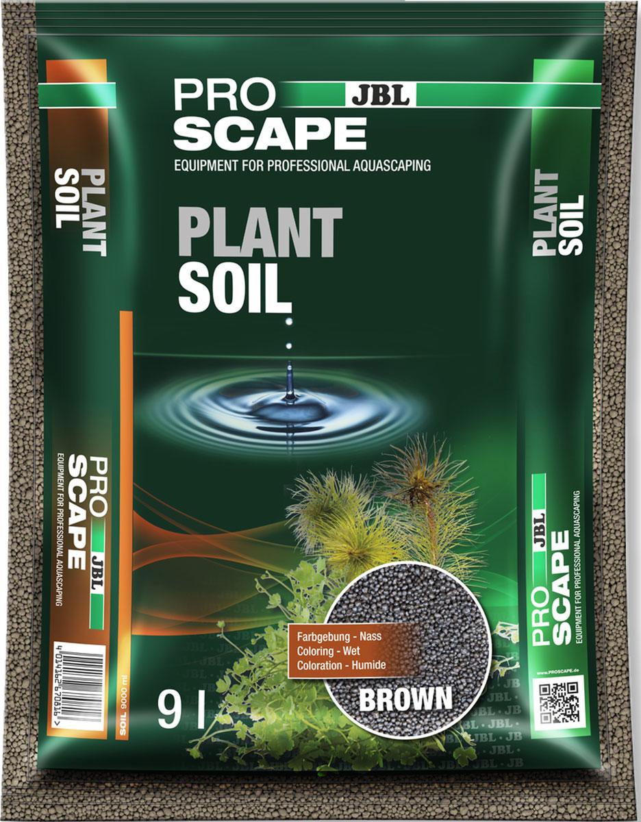 Грунт для растительных аквариумов JBL ProScape PlantSoil, цвет: коричневый, 9 л0120710Питательный грунт для растительных аквариумов JBL ProScape PlantSoil - это специальный субстрат для акваскейпа, богатый минералами. Грунт специально адаптирован к потребностям акваскейпа. Субстрат не нейтральный, он смягчает воду и слегка подкисляет, чтобы значение рН перешло в слегка кислый диапазон, что идеально соответствует тропическим параметрам воды. Субстрат обогащен питательными веществами и немедленно обеспечивает растения питанием и минералами. Благодаря средней зернистости грунта гарантирован здоровый рост растений, оптимальное насыщение кислородом и его циркуляция. Акваскейпинг - искусство оформления аквариума. При этом используются творческие сочетания растений, точные копии надводных пейзажей или естественной среды обитания. В акваскейпе часто мало рыб и беспозвоночных или нет совсем. Таким образом, запас питательных веществ для растений меньше, их рост ограничен. Азот, фосфор и другие минералы в дефиците, их нужно вносить дополнительно. Для здорового роста растений в красивом подводном пейзаже нужен свет, СО2 и правильные питательные вещества. Применение: Промойте субстрат под проточной водой, чтобы удалить мелкий мусор, образовавшийся при перевозке. Чтобы минералов в воде не было слишком много, подменивайте 50% воды раз в 2-3 дня первые две недели после заполнения. Поскольку влияние на параметры воды зависит от исходной воды и интервалов между подменами, смягчающий эффект со временем сокращается.