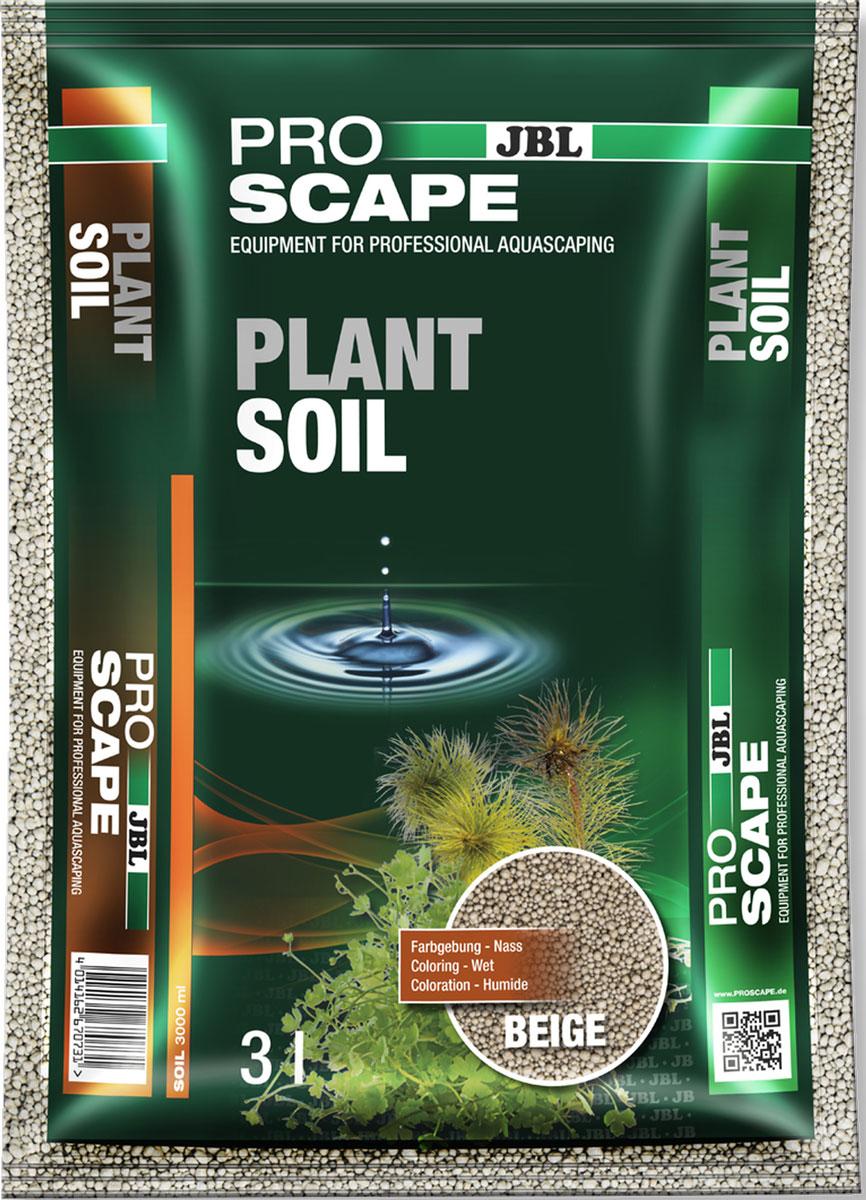 Грунт для растительных аквариумов JBL ProScape PlantSoil, цвет: бежевый, 3 л0120710Питательный грунт для растительных аквариумов JBL ProScape PlantSoil - это специальный субстрат для акваскейпа, богатый минералами. Грунт специально адаптирован к потребностям акваскейпа. Субстрат не нейтральный, он смягчает воду и слегка подкисляет, чтобы значение рН перешло в слегка кислый диапазон, что идеально соответствует тропическим параметрам воды. Субстрат обогащен питательными веществами и немедленно обеспечивает растения питанием и минералами. Благодаря средней зернистости грунта гарантирован здоровый рост растений, оптимальное насыщение кислородом и его циркуляция. Акваскейпинг - искусство оформления аквариума. При этом используются творческие сочетания растений, точные копии надводных пейзажей или естественной среды обитания. В акваскейпе часто мало рыб и беспозвоночных или нет совсем. Таким образом, запас питательных веществ для растений меньше, их рост ограничен. Азот, фосфор и другие минералы в дефиците, их нужно вносить дополнительно. Для здорового роста растений в красивом подводном пейзаже нужен свет, СО2 и правильные питательные вещества. Применение: Промойте субстрат под проточной водой, чтобы удалить мелкий мусор, образовавшийся при перевозке. Чтобы минералов в воде не было слишком много, подменивайте 50% воды раз в 2-3 дня первые две недели после заполнения. Поскольку влияние на параметры воды зависит от исходной воды и интервалов между подменами, смягчающий эффект со временем сокращается.