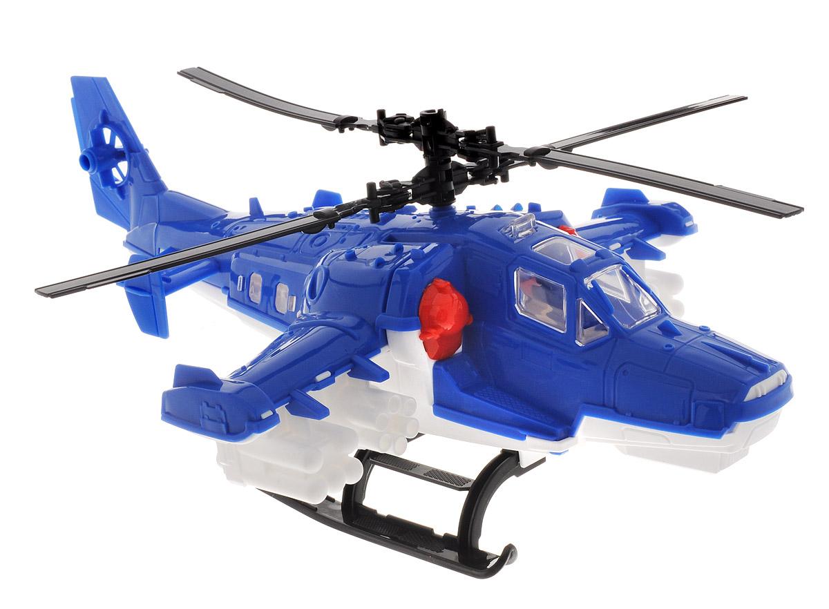 Нордпласт Вертолет Полиция цвет синий