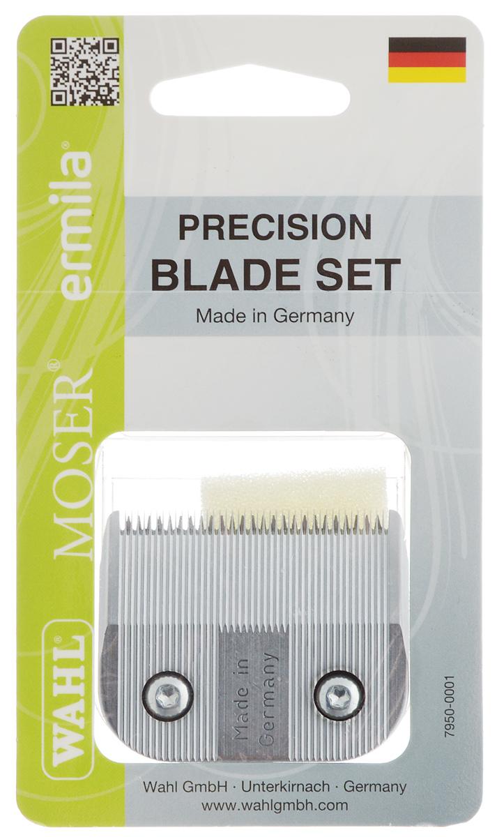 Блок съемный ножевой, Moser, 50F, для машинки Moser Max 450120710Ножевой съемный блок Moser выполнен из высококачественного метала. Не филировочный. Предназначен для машинок Moser Max 45. Размер: 1/20 мм 50F.Ширина: 4,9 см.Шаг: 1 мм.