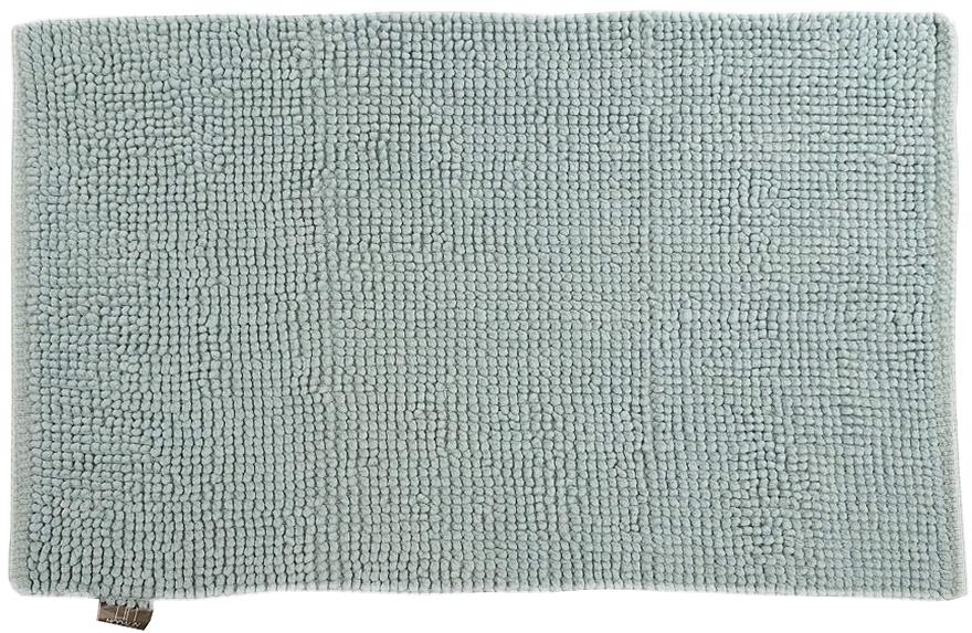 Коврик для ванной Modalin Mandi, цвет: светло-голубой, 50 х 80 см5028/CHAR005Коврик для ванной Modalin Mandi выполнен из высококачественного хлопка. Изделие долго прослужит в вашем доме, добавляя тепло и уют, а также внесет неповторимый колорит в интерьер ванной комнаты.
