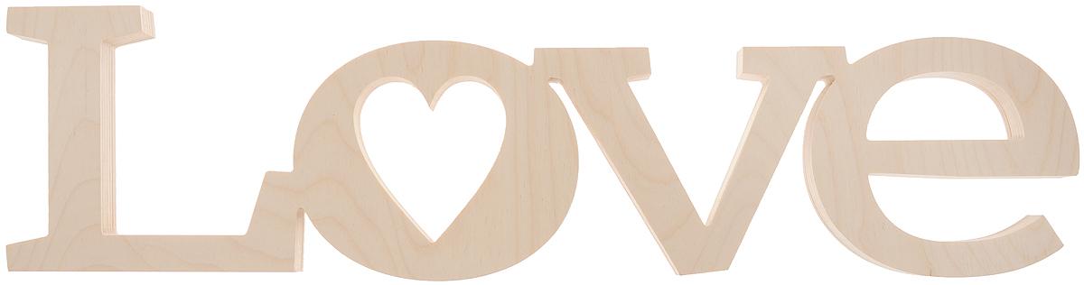 Табличка декоративная Magellanno Love2, некрашеная, 56 х 15 смDEC002FДекоративная табличка Magellanno Love2, выполненная из фанеры, идеально подойдет к интерьерам в стиле лофт, прованс, кантри, тем самым украсив любую комнату в вашем доме. А также табличка Оранжевый Слоник Love2 способна дополнить вашу фотосессию в день свадьбы и не только, придав ей оригинальности и смысла. Изделие ручной работы. Размер таблички: 56 х 15 см. Толщина таблички: 1,8 см.