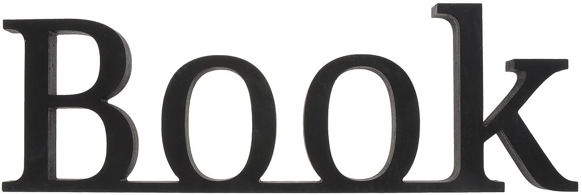 Табличка декоративная Magellanno Book2, цвет: черный, 48 х 16 смDEC007BДекоративная табличка Magellanno Book2, выполненная из фанеры, идеально подойдет к интерьерам в стиле лофт, прованс, шебби-шик, тем самым украсив любую комнату в вашем доме. Именно такие уютные и приятные мелочи позволяют называть пространство, ограниченное четырьмя стенами, домом. Размер таблички: 48 х 16 см. Толщина таблички: 1,8 см.