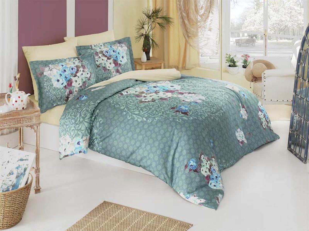 Комплект белья Karna Tivol, 2-спальный, наволочки 50х70460/14Постельное белье Карна - истинный подарок от великих мастеров, знающих свое дело. Это красота и роскошь. Это стиль и уют в спальне. Karna - это постельное белье для ценителей красоты и удобства.