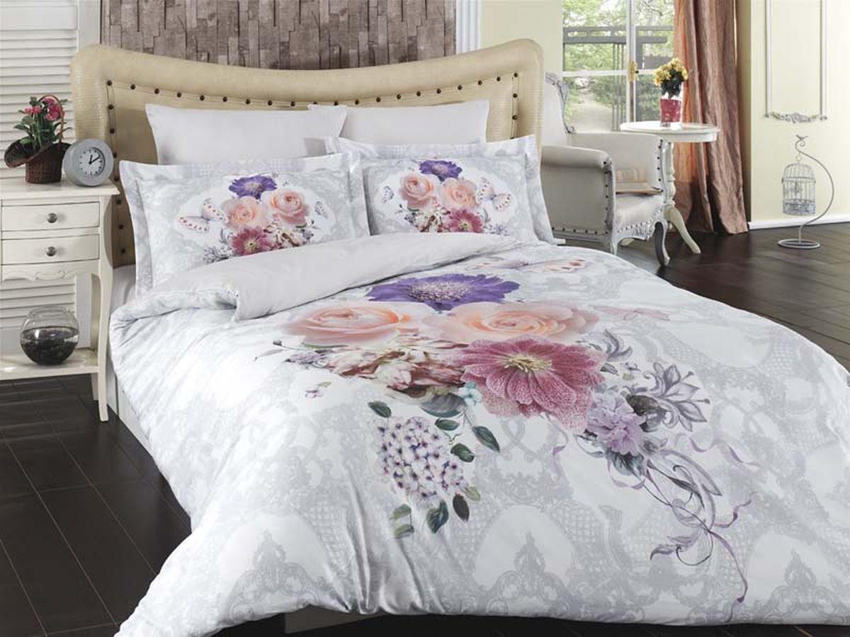 Комплект белья Karna Lavin, 2-спальный, наволочки 50х70460/3Постельное белье Карна - истинный подарок от великих мастеров, знающих свое дело. Это красота и роскошь. Это стиль и уют в спальне. Karna - это постельное белье для ценителей красоты и удобства.