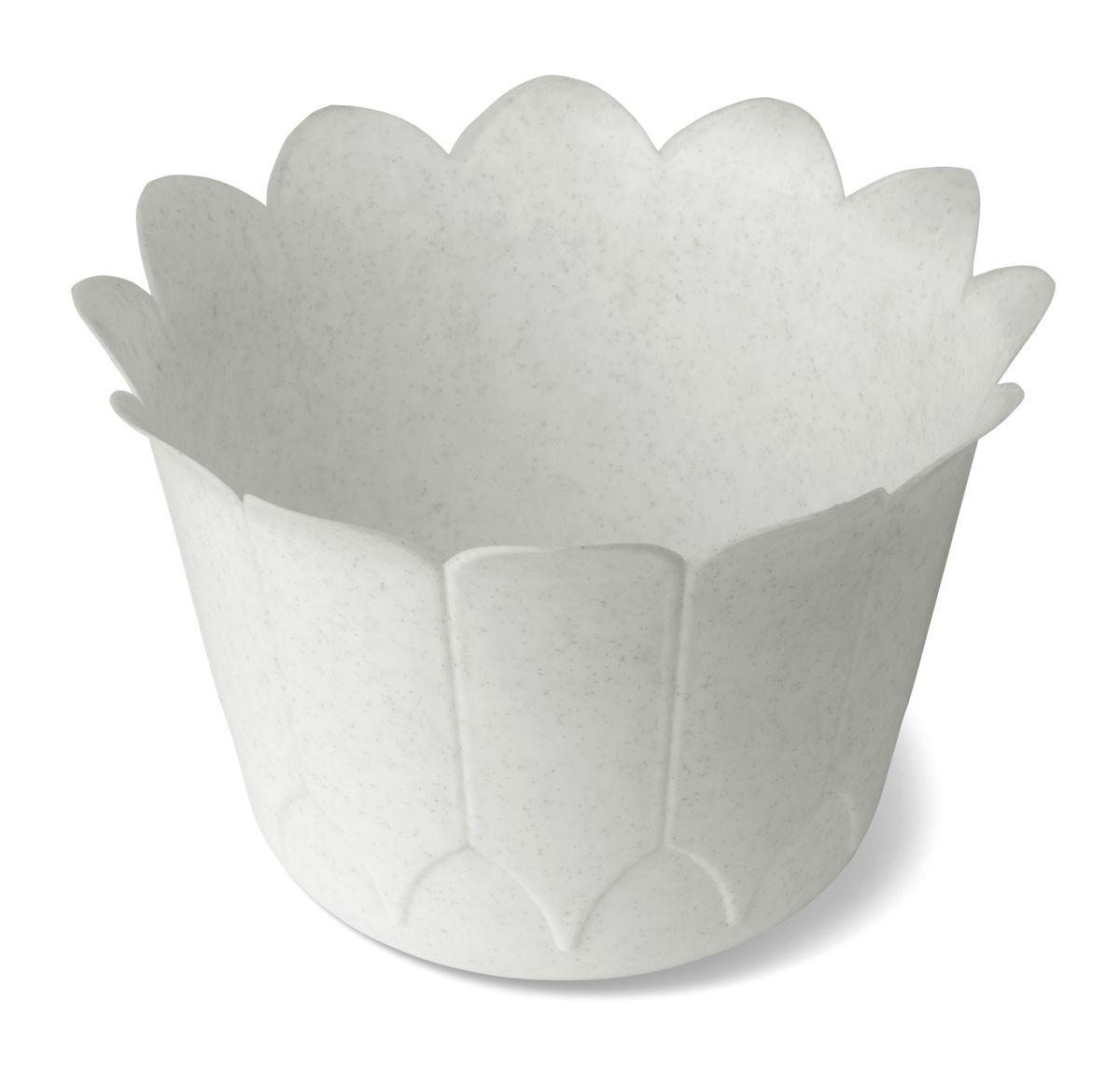 Кашпо Martika Ромашка, диаметр 15 см531-105Пластиковое изделие для дома, соответствующее всем необходимым санитарным нормам и стандартам качества. Изготовлено для цветоводства и растениеводства. Рекомендуется для выращивания растений дома и на приусадебных участках.