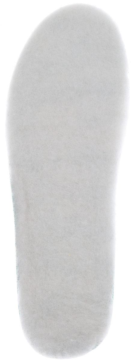 Стельки детские Котофей, цвет: молочный. 01002003-10. Размер 24SS 4041Вкладные детские стельки от Котофей обеспечат комфорт ногам вашего ребенка и улучшат гигиенические свойства обуви. Верхний слой стелек из натуральной шерсти, обладая высокими теплозащитными свойствами, мягко согревает и сохраняет ноги в тепле, снимает статическое электричество. Содержащийся в составе животный воск, обладает антибактериальными свойствами. Нижний слой из мягкого вспененного материала обеспечивает впитывание избыточной влаги, быстро сохнет и препятствует размножению бактерий. Стелька имеет анатомическое ложе, которое способствует фиксации пяточной части стопы в вертикальном положении и уменьшает нагрузку на суставы и связки.