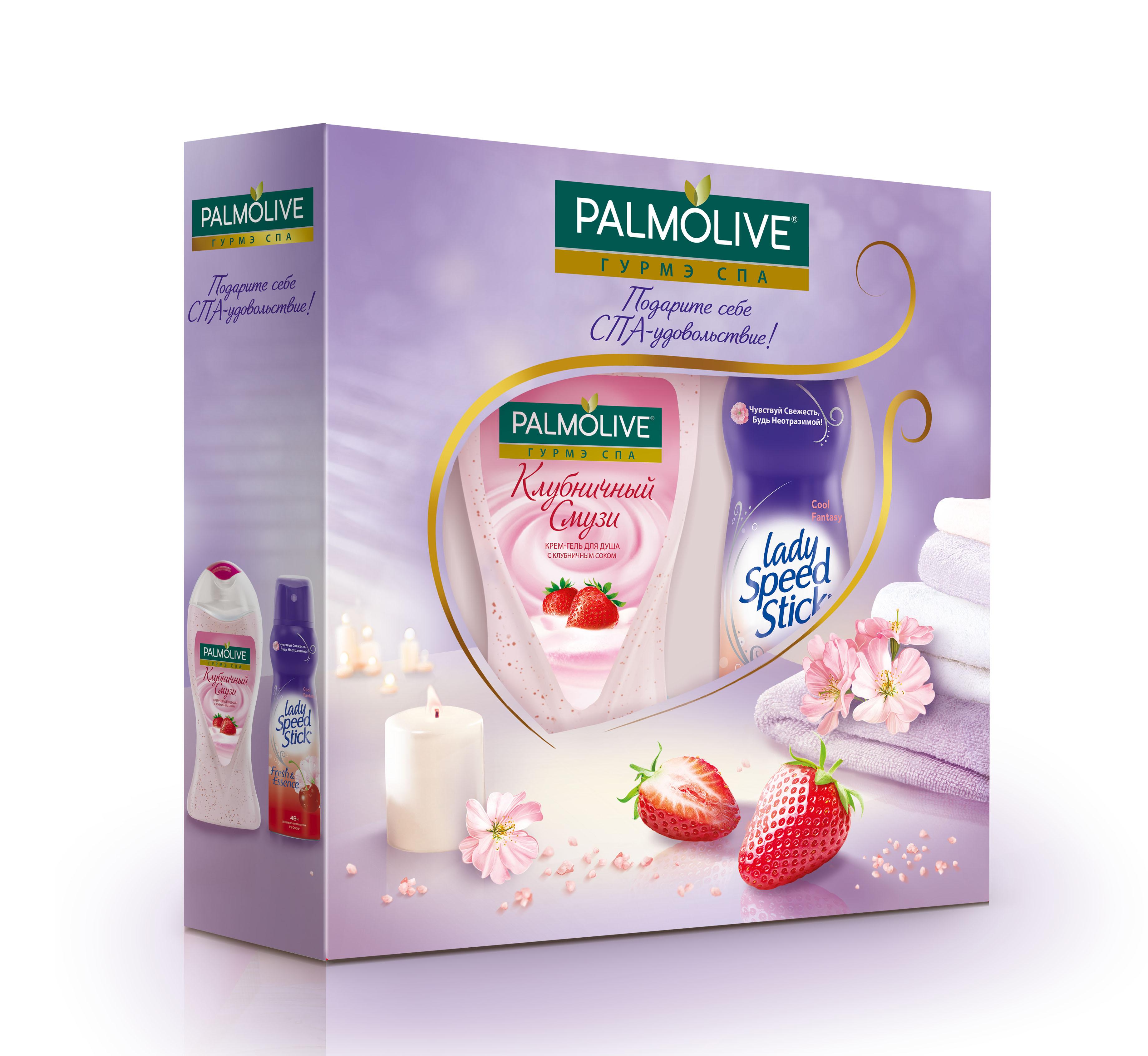 Подарочный набор Palmolive СПА-удовольствие