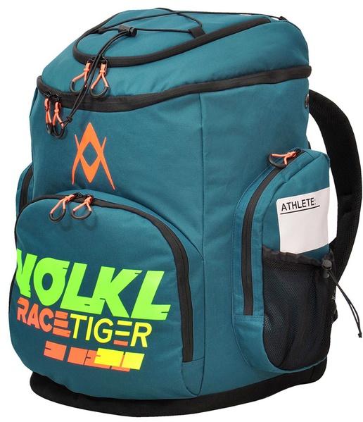 Рюкзак горнолыжных ботинок Volkl Race Backpack Team Medium Backpack167504Сумка/рюкзак для ботинок Volkl. Имеет двойные ручки с мягкой накладкой для вашего комфорта и влагостойкое усиленное дно. • Материал: 100% полиэстер