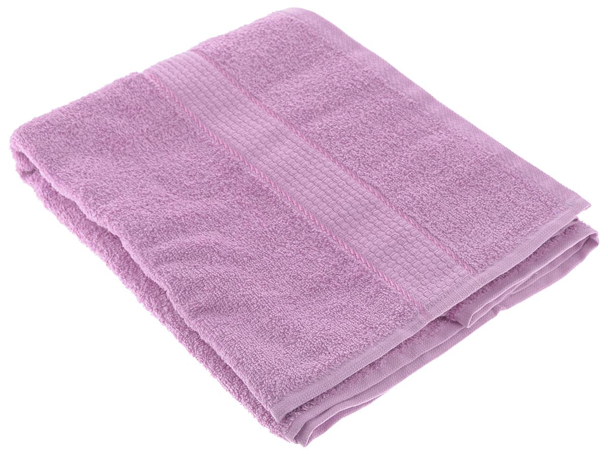 Полотенце Aisha Home Textile, цвет: сиреневый, 70 х 140 смУзТ-ПМ-114-08-05кПолотенце Aisha Home Textile выполнено из 100% хлопка. Изделие отлично впитывает влагу, быстро сохнет, сохраняет яркость цвета и не теряет форму даже после многократных стирок. Такое полотенце очень практично и неприхотливо в уходе. Оно создаст прекрасное настроение и украсит интерьер в ванной комнате. Полотенце упаковано в красивую коробку и может послужит отличной идеей подарка.