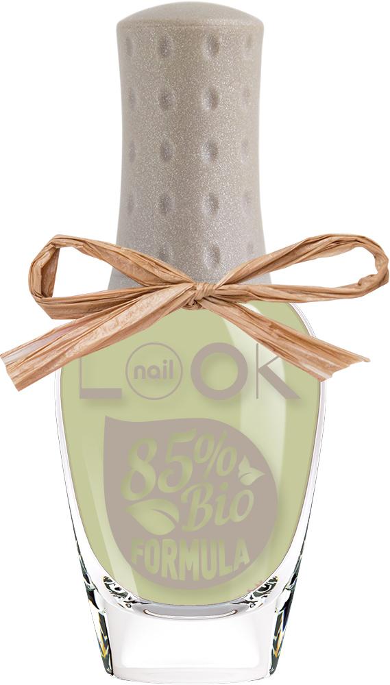 nailLOOK Лак для ногтей серии Trends Bio Polish, Early Olive , 8,5 мл31461Новая линия био лаков, она совмещает в себе две инновации, возможность пропускать воздух и воду плюс замена стандартной нитроцеллюлозы в составе на природную, которая является выдержкой из овощей. Био формула позволяет наносить лаки без базового покрытия, не окрашивая ногтевую пластину и создавая невидимую сетчатаю пленку, позволяющую ногтям дышать и сохранять естественный баланс влаги. Био лаки могут использовать беременные и даже дети. Этот чистый оливковый цвет, который навевает нам мечты о солнечной Греции и о празднике сбора урожая. Мягкий и обволакивающий оттенок хорошо сочетаются со светло-коричневыми и шоколадными цветами.