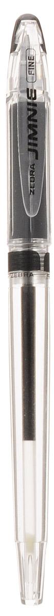 Zebra Ручка шариковая Jimnie черная829325_07черныйШариковая ручка Zebra Jimnie станет незаменимыми атрибутом учебы или работы. Тщательно продуманный эргономичный дизайн, каучуковая подушка для пальцев, пишущий шарик нового поколения. Ручка дополнена колпачком с удобным пластиковым клипом. Надежная ручка строгого классического дизайна станет верным помощником для студента и офисного работника.