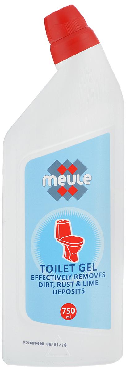 Средство чистящее для унитазов Meule, 750 мл7290104930027Чистящее средство Meule предназначено для унитазов. Идеально удаляет известковый налет и ржавчину, дезинфицирует поверхность. Особая конфигурация флакона позволяет производить обработку в самых труднодоступных местах. Экономичен в употреблении. Объем: 750 мл. Товар сертифицирован.
