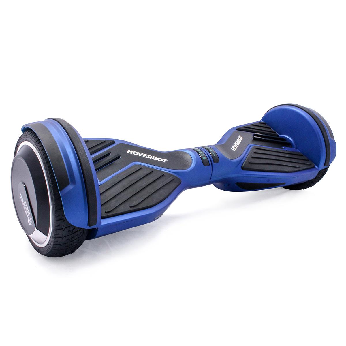 Гироскутер Hoverbot A-6 Premium, цвет: синий матовыйAIRWHEEL Q5-260WH-WHITE-BLUEГироцикл Hoverbot А6 Premium можно использовать для развлечения, в качестве спортивного снаряда, а также в качестве самого настоящего транспортного средства. Эффективный принцип, заложенный в основу этого устройства, обеспечивает максимальную простоту в эксплуатации и отличную управляемость, ведь встроенный гироскоп реагирует на малейшее движение тела, облегчая управление. Платформы для ног имеют отличное сцепление с обувью. Небольшие фонари спереди устройства осветят мелкие трещины и препятствия на дороге в тёмное время суток, а также сделают вас заметнее для других пешеходов или атомобилистов. Технические характеристики: Возможная дистанция: 15-20 кмМаксимальная скорость: 15 км/чАккумулятор: Lithium 36V 4,4 AHРазмер колеса: 6,5(165мм)Мощность мотора: 2х350WМаксимальная нагрузка: 120 кгВремя заряда/сеть: 120мин/220ВВес нетто: 11Вес брутто: 12,5Влагозащита: IP54Условия эксплуатации: -10°C - 50°C3 режима работы устройства. (Начинающий, стандартный, продвинутый), Bluetooth.Пульт управления. Комплектация: Зарядное устройство, чехол, гарантийный талон, сертификат, инструкция.