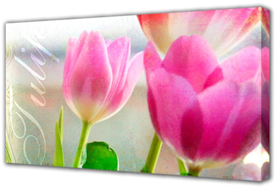 Холст Toplight Цветы, 100 х 50 см. TL-H3015TL-H3015Холст Toplight Цветы выполнен из синтетического полотна, подрамник из МДФ. Изделие выглядит очень аккуратно и эстетично благодаря такому способу оформления как галерейная натяжка. Подрамник исключает провисание полотна. Современные технологии, уникальное оборудование и цифровая печать, используемые в производстве, делают постер устойчивым к выцветанию и обеспечивают исключительное качество произведений. Благодаря наличию необходимых креплений в комплекте установка не займет много времени. Холст Topligh - это прекрасная возможность создать яркий акцент при оформлении любого помещения. Правила ухода: можно протирать сухой, мягкой тканью. Толщина подрамника: 3 см.