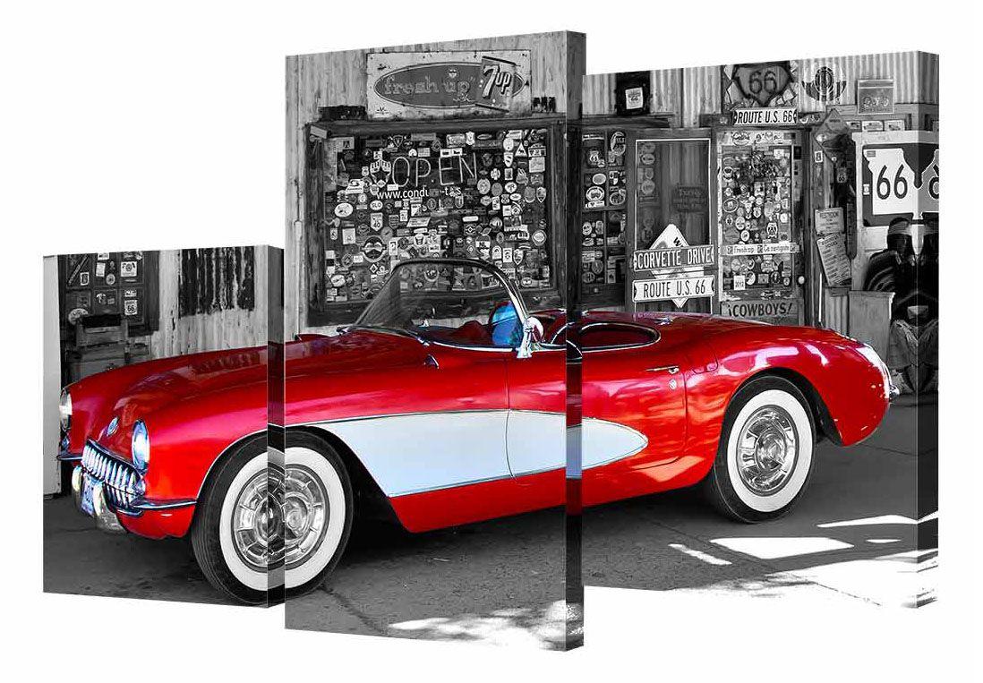 Картина модульная Toplight Машины, 50 х 78 см. TL-MM1043TL-MM1043Модульная картина Toplight Машины выполнена из синтетического полотна, подрамник из МДФ. Картина состоит из трех частей и выглядит очень аккуратно и эстетично благодаря такому способу оформления как галерейная натяжка. Подрамник исключает провисание полотна. Современные технологии, уникальное оборудование и цифровая печать, используемые в производстве, делают постер устойчивым к выцветанию и обеспечивают исключительное качество произведений. Благодаря наличию необходимых креплений в комплекте установка не займет много времени. Модульная картина - это прекрасная возможность создать яркий акцент при оформлении любого помещения. Изделие обязательно привлечет внимание и подарит немало приятных впечатлений своим обладателям. Правила ухода: можно протирать сухой, мягкой тканью. Размеры модулей: 26 х 31 см, 26 х 50 см, 26 х 40 см. Рекомендованное расстояние между сегментами: 1 см. Толщина подрамника: 2 см.