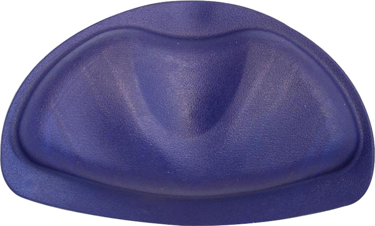 Подушка для ванны Ridder Tecno+, цвет: синий, 20 х 30 смА6800603Высококачественный немецкий подголовник Ridder Tecno+ создан для вашего удобства. Он изготовлен из синтетического каучука с защитой от плесени и грибка, не содержит ПВХ, имеет присоски для крепления. Безопасность изделия соответствует стандартам LGA (Германия).