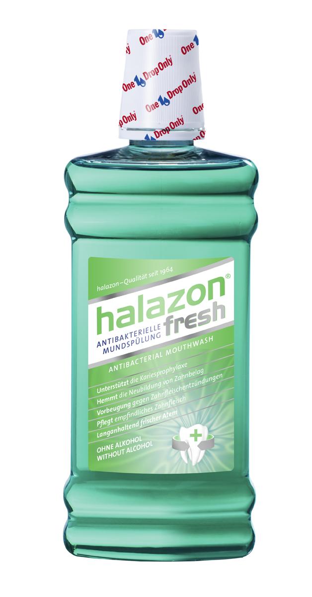 One Drop Only Ополаскиватель Halazon для полости рта, 500 млH21MFОполаскиватель Halazon для полости рта
