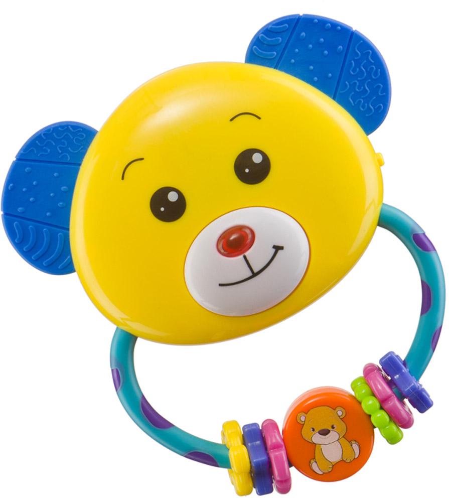 Happy Baby Погремушка-прорезыватель Umkas happy baby прорезыватель погремушка с водой