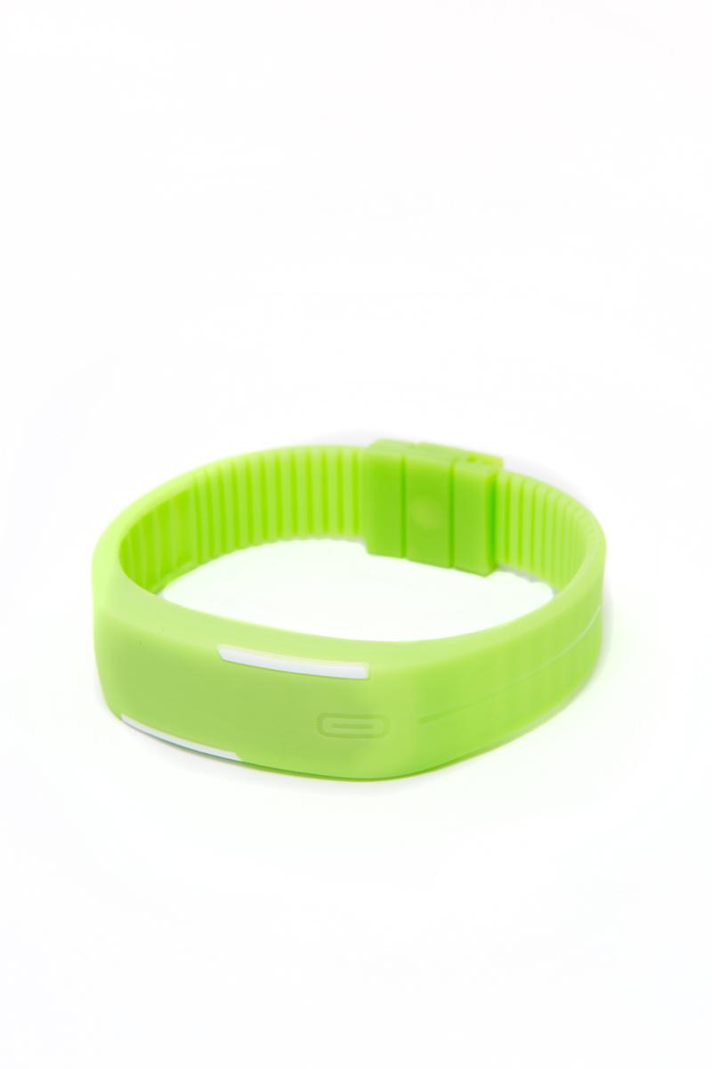 Часы Mitya Veselkov, цвет: зеленый. SPORTW-GREENSPORTW-GREENОтличные часы для спортсменов и ценителей спортивного стиля. Выполнены с электронным циферблатом.