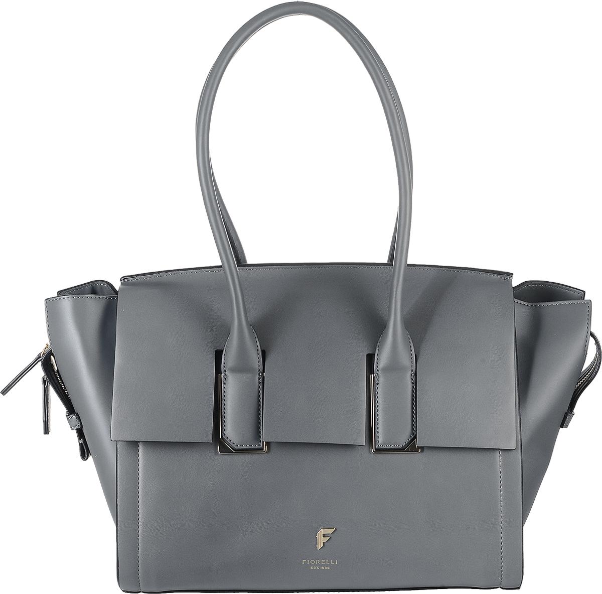 Сумка женская Fiorelli, цвет: серый. 8501 FH 8501 FH City Grey