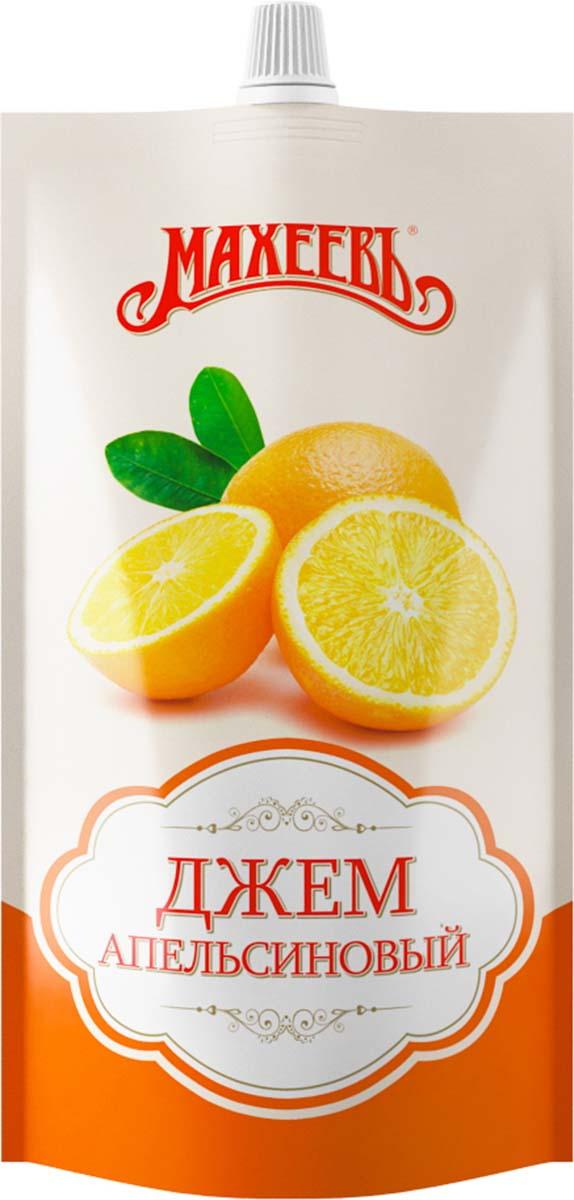 Махеевъ джем апельсиновый, 300 г4604248004941Ароматный джем с насыщенным вкусом апельсина придется по вкусу не только взрослым, но и детям.
