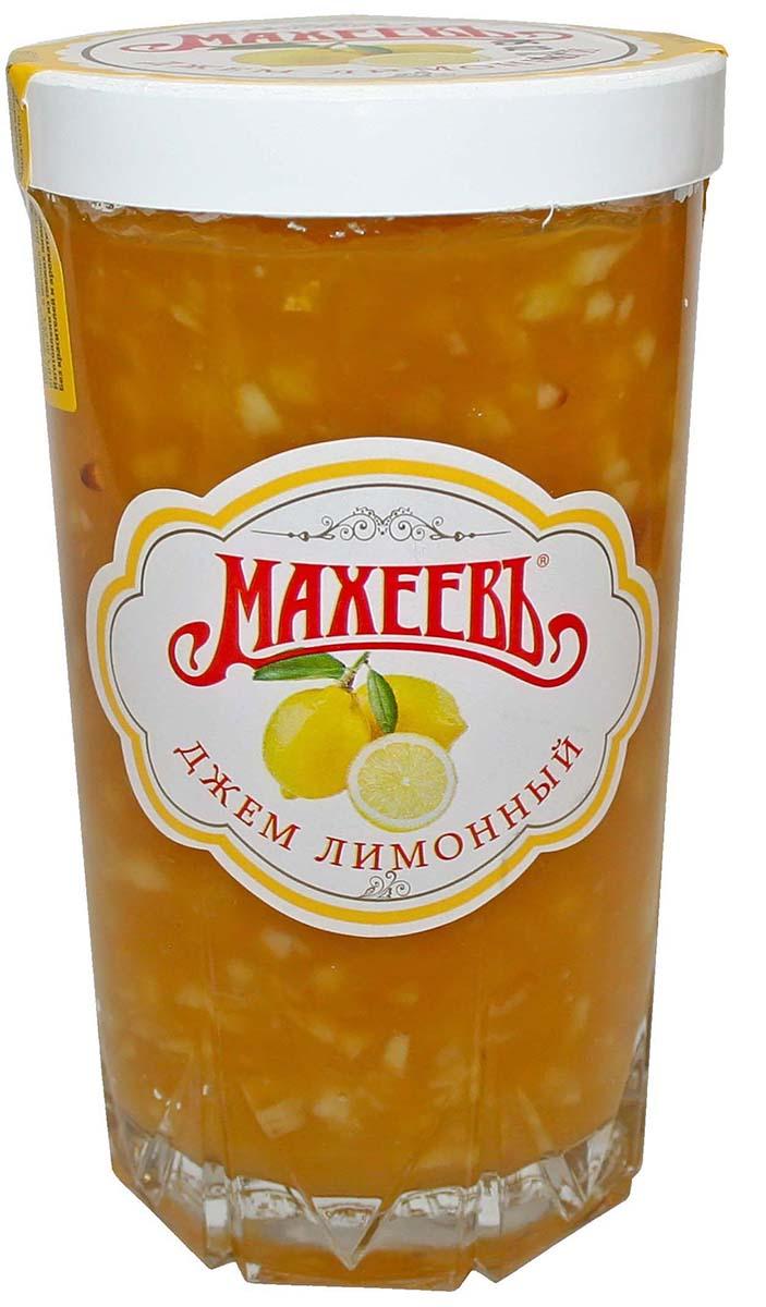 Махеевъ джем лимонный, 400 г0120710Ароматный джем с насыщенным вкусом лимона придется по вкусу не только взрослым, но и детям.