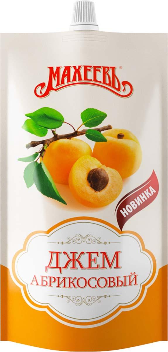 Махеевъ джем абрикосовый, 300 г0120710Ароматный джем с насыщенным вкусом абрикоса придется по вкусу не только взрослым, но и детям.
