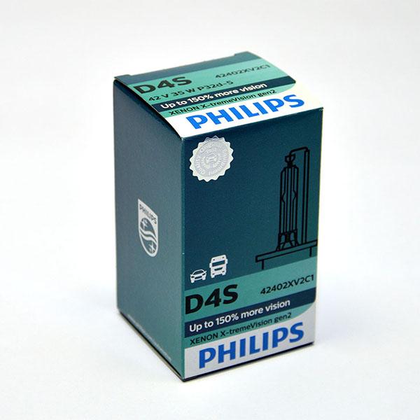 Лампа автомобильная ксеноновая Philips WhiteVision gen2, цоколь D4S, 85 Вт42402 XV2C1? Мощный равномерный яркий белый свет ? Идеально сочетается со светодиодным освещением вашей машины ? Белый свет до 5000K на дороге ? Улучшение видимости на 120%* ? Лампа, разрешенная для использования на дорогах общего пользования С лампами Philips Xenon WhiteVision gen2 машина становится более заметной, а освещение дороги более ярким и равномерным. Xenon WhiteVision gen2 — идеальный выбор, если вы хотите сочетать ксенон со светодиодным освещением автомобиля.