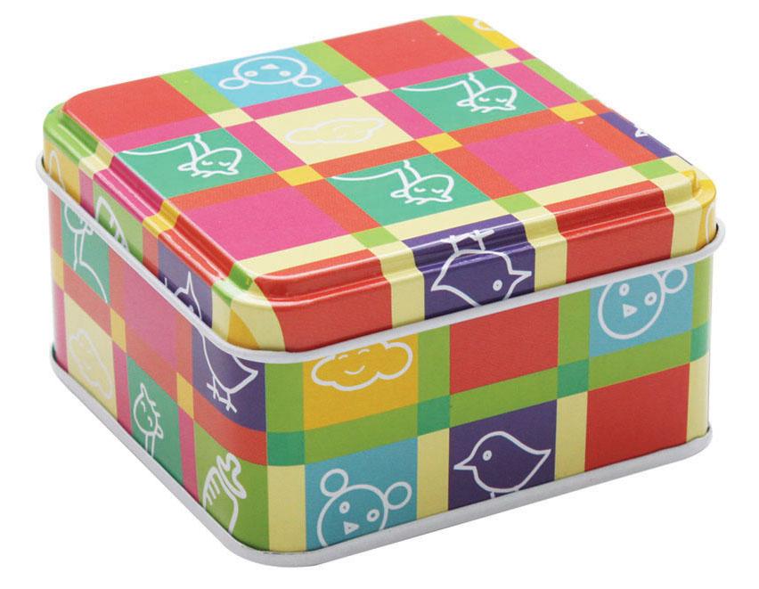 Коробка для хранения мелочей Hobby & Pro, 8,5х8,5х4,5 см. 9410027712763
