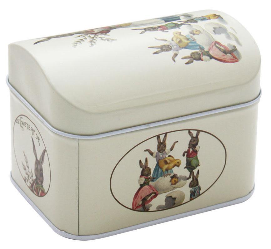 Коробка для хранения мелочей Hobby & Pro, 10х8х7,8 см. 9410077712768