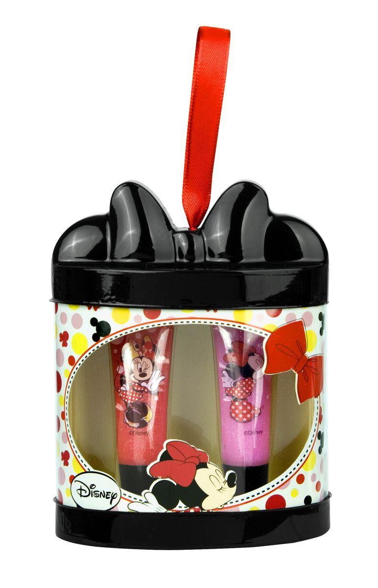Markwins Игровой набор детской декоративной косметики для губ Minnie 96047511301210Состав набора: блески для губ в тубах 2 шт.