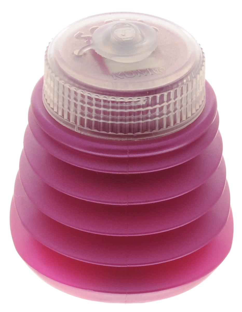 Kum Точилка Ruffle Cone цвет фиолетовый1030171 K-221M MF_фиолетовыйТочилка Kum Ruffle Cone станет незаменимым аксессуаром на рабочем столе не только школьника или студента, но и офисного работника. Удобная точилка имеет гибкий вместительный контейнер. Карандаши затачиваются легко и аккуратно, а опилки после заточки остаются в контейнере.
