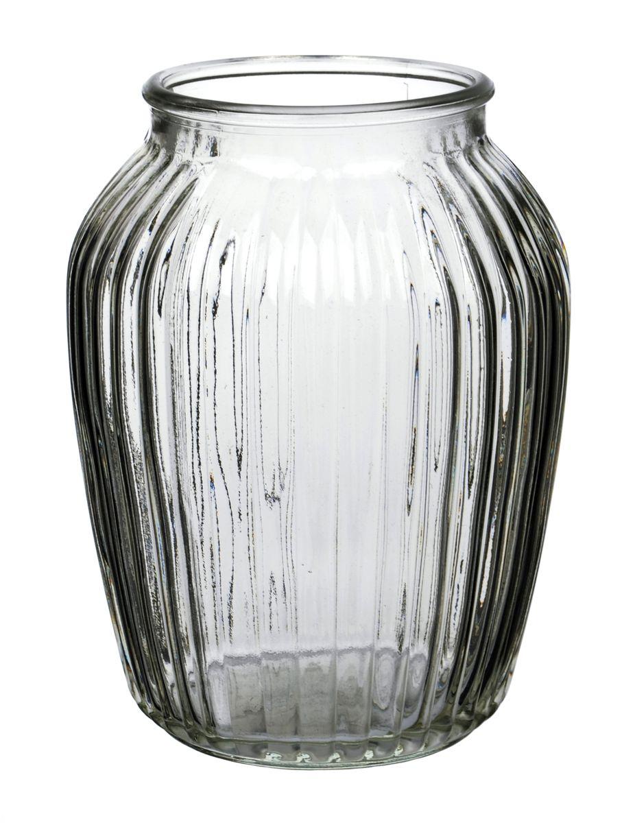 Ваза Nina Glass Луана, цвет: дымчатый, высота 19,5 см94672Ваза Nina Glass Луана выполнена из высококачественногостекла и имеет изысканный внешний вид. Такая ваза станет ярким украшением интерьера и прекрасным подарком к любому случаю. Не рекомендуется мыть в посудомоечной машине.Высота вазы: 19,5 см.