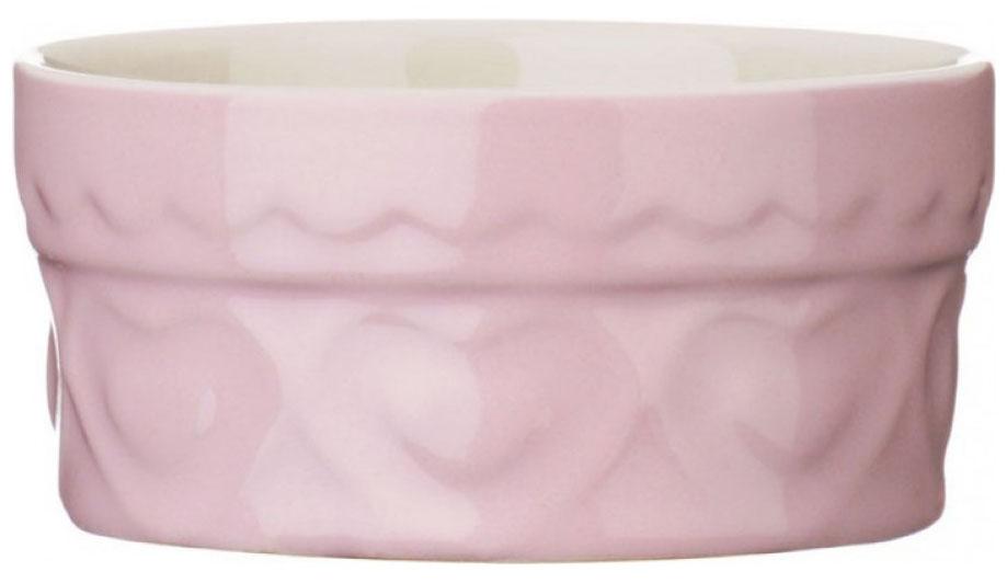 Горшочек для запекания Premier Housewares Сердца, цвет: розовый, 200 мл. 07225800722580