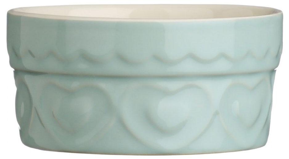 Горшочек для запекания Premier Housewares Сердца, цвет: зеленый, 200 мл. 07225930722593