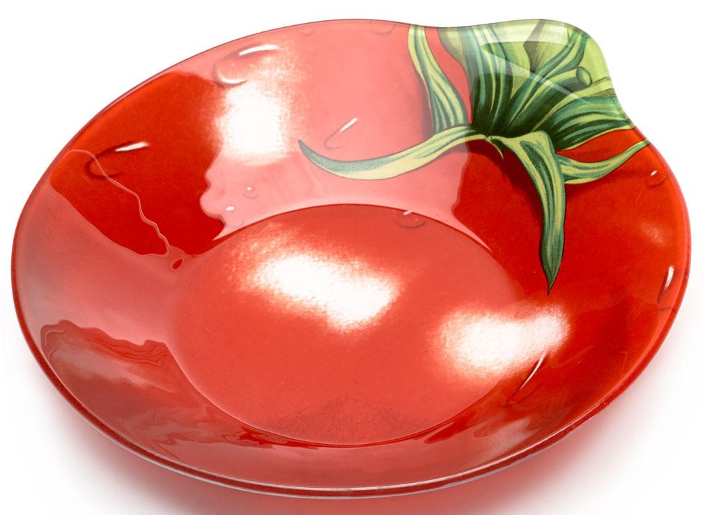 Салатник Walmer Tomato, 18x19 см. W22081819W22081819