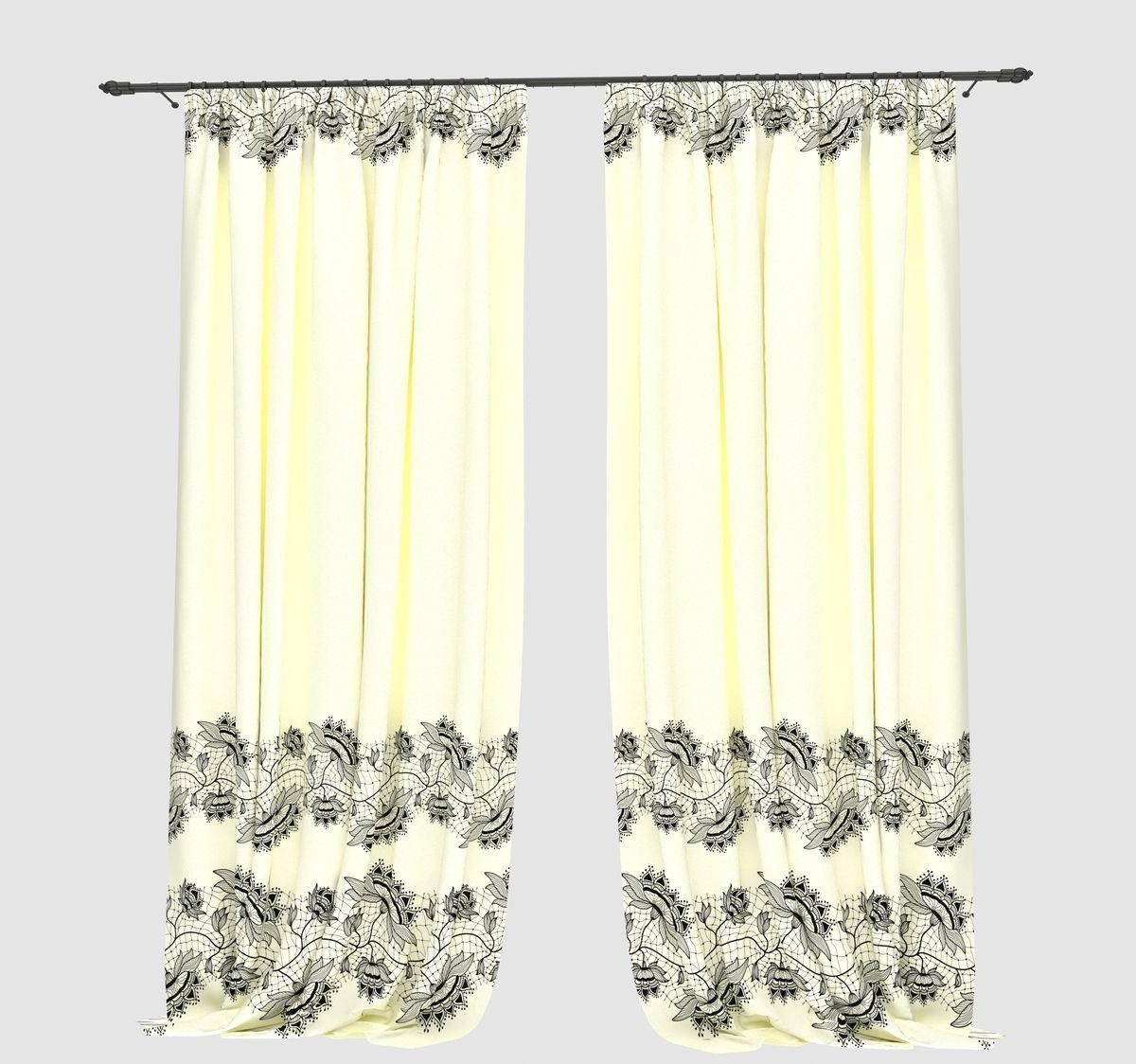 Комплект фотоштор Bellino Home Марандум, высота 260 см. 05632-ФШ-ГБ-00105632-ФШ-ГБ-001Комплект фотоштор BELLINO HOME, коллекция Бохо. Интерьер в стиле бохо - это калейдоскоп цветов, фактур, эмоций и свобода самовыражения. основная задача этого стиля - создание уютногоуютного пространства. Коллекция пропитана ритмическими рисунками теплого джаза с гармоническими структурами и неформальной культурой 60х-70х годов. Это согздание интерьера на основе собственных эмоций и пристрастий. Стиль бохо подразумевает некую внутреннюю свободу в человеке, благодаря которой , установленные современниками каноны и принципы становятся не важны. Именно поэтому здесь место самому интересному декору, электичным сочетаниям и неожиданным ходам. Крепление на карниз при помощи шторной ленты на крючки. В комплекте: Портьера: 2 шт. Размер (ШхВ): 145 см х 260 см. Рекомендации по уходу: стирка при 30 градусах гладить при температуре до 150 градусов Изображение на мониторе может немного отличаться от реального.