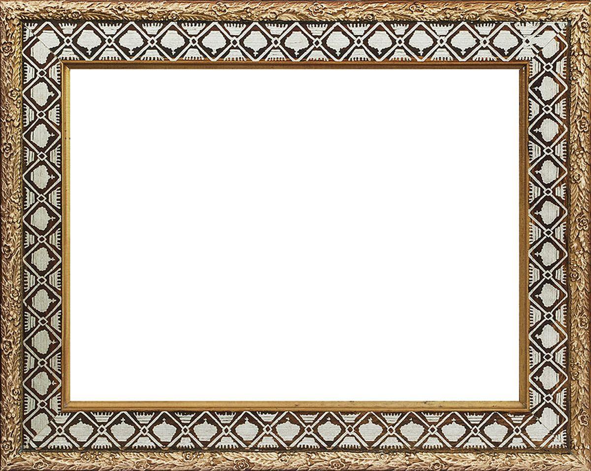 Рама багетная Белоснежка Paula, цвет: белый, коричневый, 30 х 40 см1004-BLБагетная рама Белоснежка Paula изготовлена из МДФ, окрашенного в белый и коричневый цвета. Багетные рамы предназначены для оформления картин, вышивок и фотографий. Если вы используете раму для оформления живописи на холсте, следует учесть, что толщина подрамника больше толщины рамы и сзади будет выступать, рекомендуется дополнительно зафиксировать картину клеем, лист-заглушку в этом случае не вставляют. В комплект входят рама, два крепления на раму, дополнительный держатель для холста, подложка из оргалита, инструкция по использованию.