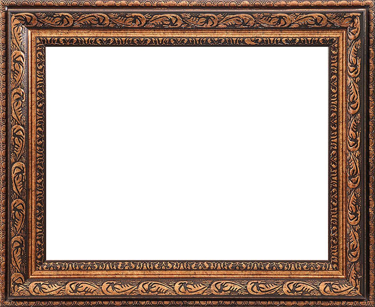 Рама багетная Белоснежка Lydia, цвет: коричневый, золотой, 40 х 50 см2312-BBБагетная рама Белоснежка Lydia изготовлена из пластика, окрашенного в золотой цвет. Багетные рамы предназначены для оформления картин, вышивок и фотографий. Если вы используете раму для оформления живописи на холсте, следует учесть, что толщина подрамника больше толщины рамы и сзади будет выступать, рекомендуется дополнительно зафиксировать картину клеем, лист-заглушку в этом случае не вставляют. В комплект входят рама, два крепления на раму, дополнительный держатель для холста, подложка из оргалита, инструкция по использованию.