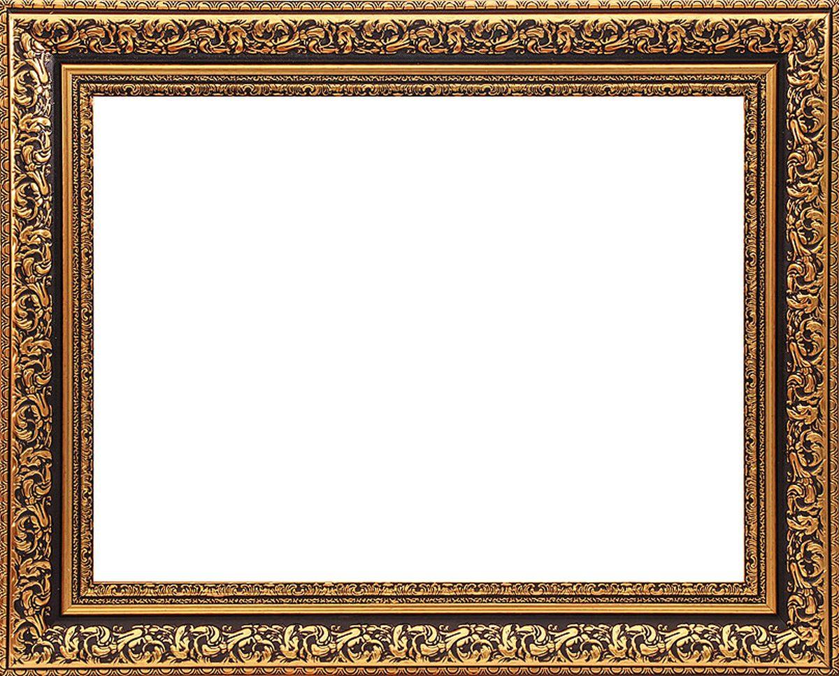 Рама багетная Белоснежка Melissa, цвет: коричневый, золотой, 40 х 50 см2322-BBБагетная рама Белоснежка Melissa изготовлена из пластика, окрашенного в золотой цвет. Багетные рамы предназначены для оформления картин, вышивок и фотографий. Если вы используете раму для оформления живописи на холсте, следует учесть, что толщина подрамника больше толщины рамы и сзади будет выступать, рекомендуется дополнительно зафиксировать картину клеем, лист-заглушку в этом случае не вставляют. В комплект входят рама, два крепления на раму, дополнительный держатель для холста, подложка из оргалита, инструкция по использованию.