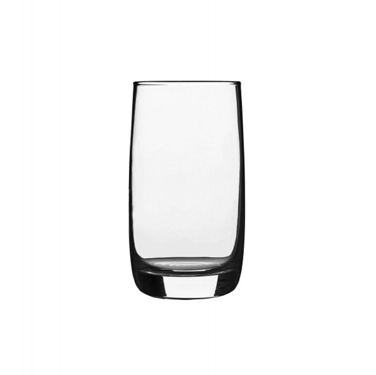 Набор стаканов Luminarc Французский ресторанчик, 330 мл, 6 штH9369Набор Luminarc Французский ресторанчик состоит из 6 высоких стаканов, выполненных из высококачественного стекла. Изделия подходят для сока, воды, лимонада и других напитков. Такой набор станет прекрасным дополнением сервировки стола, подойдет для ежедневного использования и для торжественных случаев. Можно мыть в посудомоечной машине. Объем стакана: 330 мл. Диаметр стакана: 6,4 см. Высота стакана: 12,5 см.
