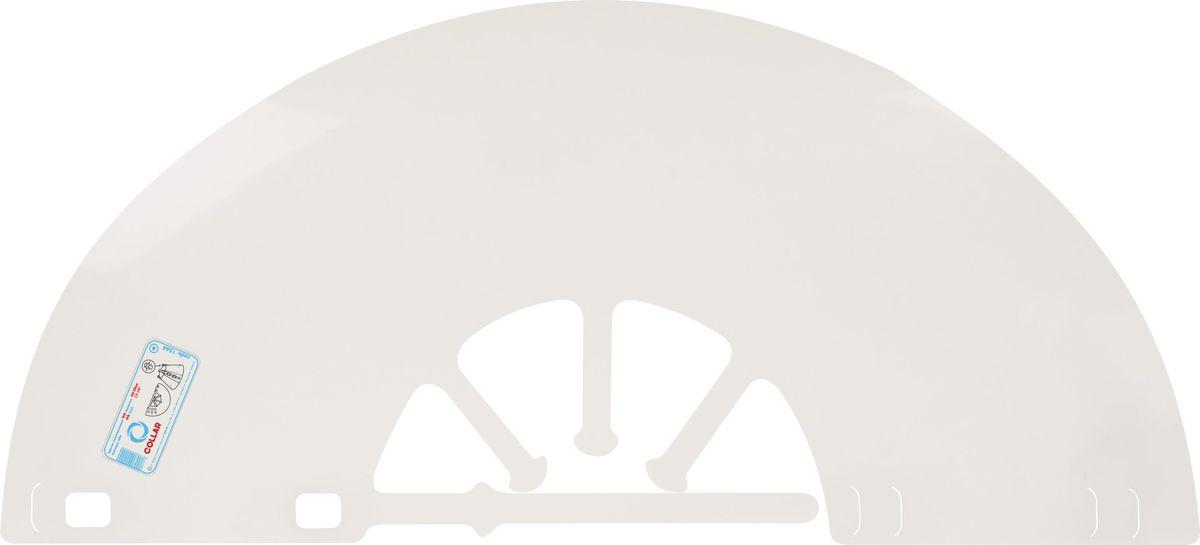 Воротник пластиковый Dog Extremе для собак и кошек, размер М,обхват шеи: 38-44 см1563Воротник пластиковый Dog Extremе для собак и кошек, размер М (А:38-44см, В:20см)