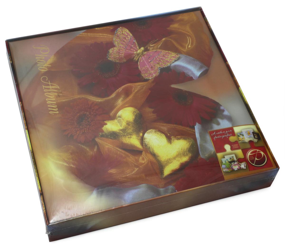 Фотоальбом Pioneer Butterfly Dream, 20 магнитных листов, 28 х 31 см. 12467339792/9781АФотоальбом Butterfly Dream поможет красиво оформить ваши фотографии. Обложка, выполненная из толстого ламинированного картона, оформлена ярким изображением. Альбом с магнитными листами удобен тем, что он позволяет размещать фотографии разных размеров. Тип переплета - болтовой. Материалы, использованные в изготовлении альбома, обеспечивают высокое качество хранения ваших фотографий, поэтому фотографии не желтеют со временем. Магнитные страницы обладают следующими преимуществами: - Не нужно прикладывать усилий для закрепления фотографий; - Не нужно заботиться о размерах фотографий, так как вы можете вставить в альбом фотографии разных размеров; - Защита фотографий от постоянных прикосновений зрителей с помощью пленки ПВХ. Нам всегда так приятно вспоминать о самых счастливых моментах жизни, запечатленных на фотографиях. Поэтому фотоальбом является универсальным подарком к любому празднику. Количество...