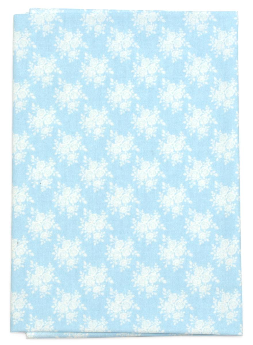 Ткань Кустарь Нежные винтажные розы №6, 48 х 50 см. AM590005AM590005Ткань Кустарь - это высококачественная ткань из 100% хлопка, которая отлично подходит для пошива покрывал, сумок, панно, одежды, кукол. Также подходит для рукоделия в стиле скрапбукинг и пэчворк. Плотность ткани: 120 г/м2. Размер: 48 х 50 см.
