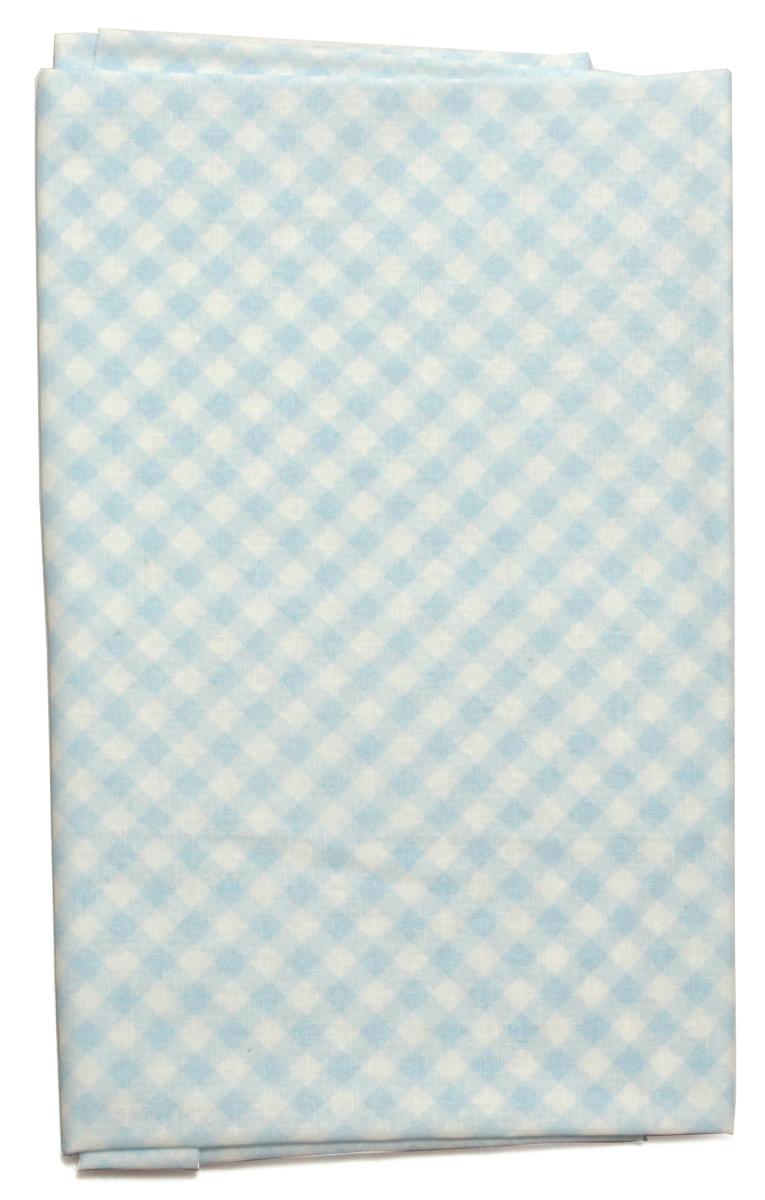 Ткань Кустарь Клетка №19, 48 х 50 см. AM605019AM605019Ткань Кустарь - это высококачественная ткань из 100% хлопка, которая отлично подходит для пошива покрывал, сумок, панно, одежды, кукол. Также подходит для рукоделия в стиле скрапбукинг и пэчворк. Плотность ткани: 120 г/м2. Размер: 48 х 50 см.