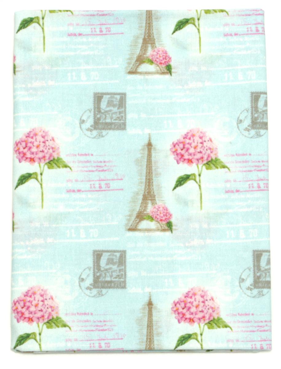 Ткань Кустарь Парижская гортензия №6, 48 х 50 см. AM612006Z-0307Ткань Кустарь - это высококачественная ткань из 100% хлопка, которая отлично подходит для пошива покрывал, сумок, панно, одежды, кукол. Также подходит для рукоделия в стиле скрапбукинг и пэчворк.Плотность ткани:120 г/м2. Размер: 48 х 50 см.